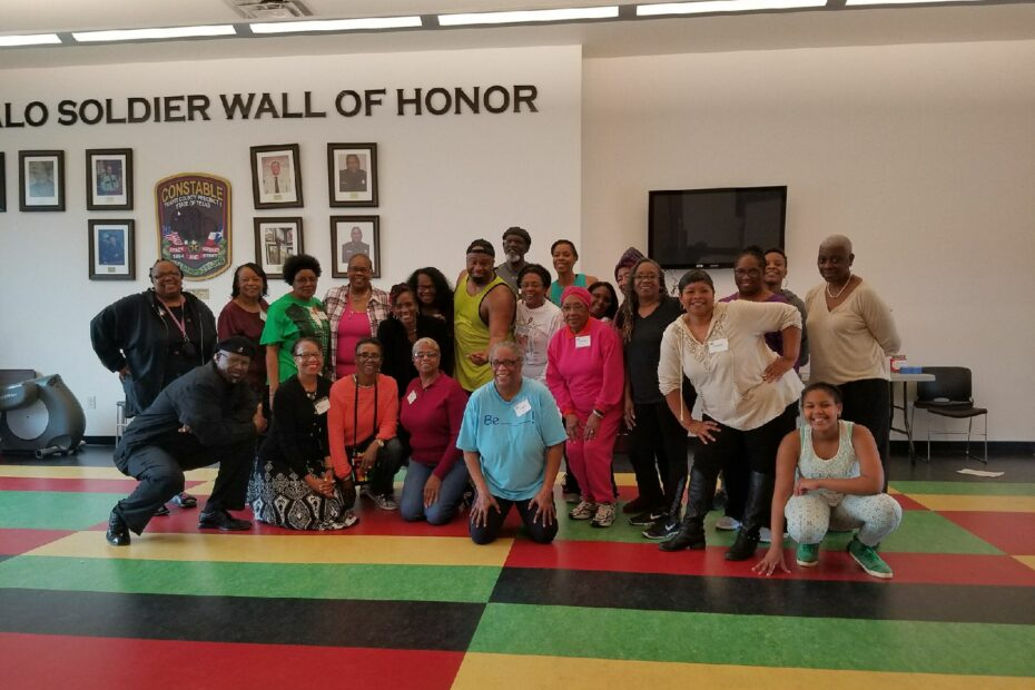 A Better Me January 2018 - Zumba with Jabari Warfield
