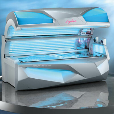 Laydown Tanning Bed