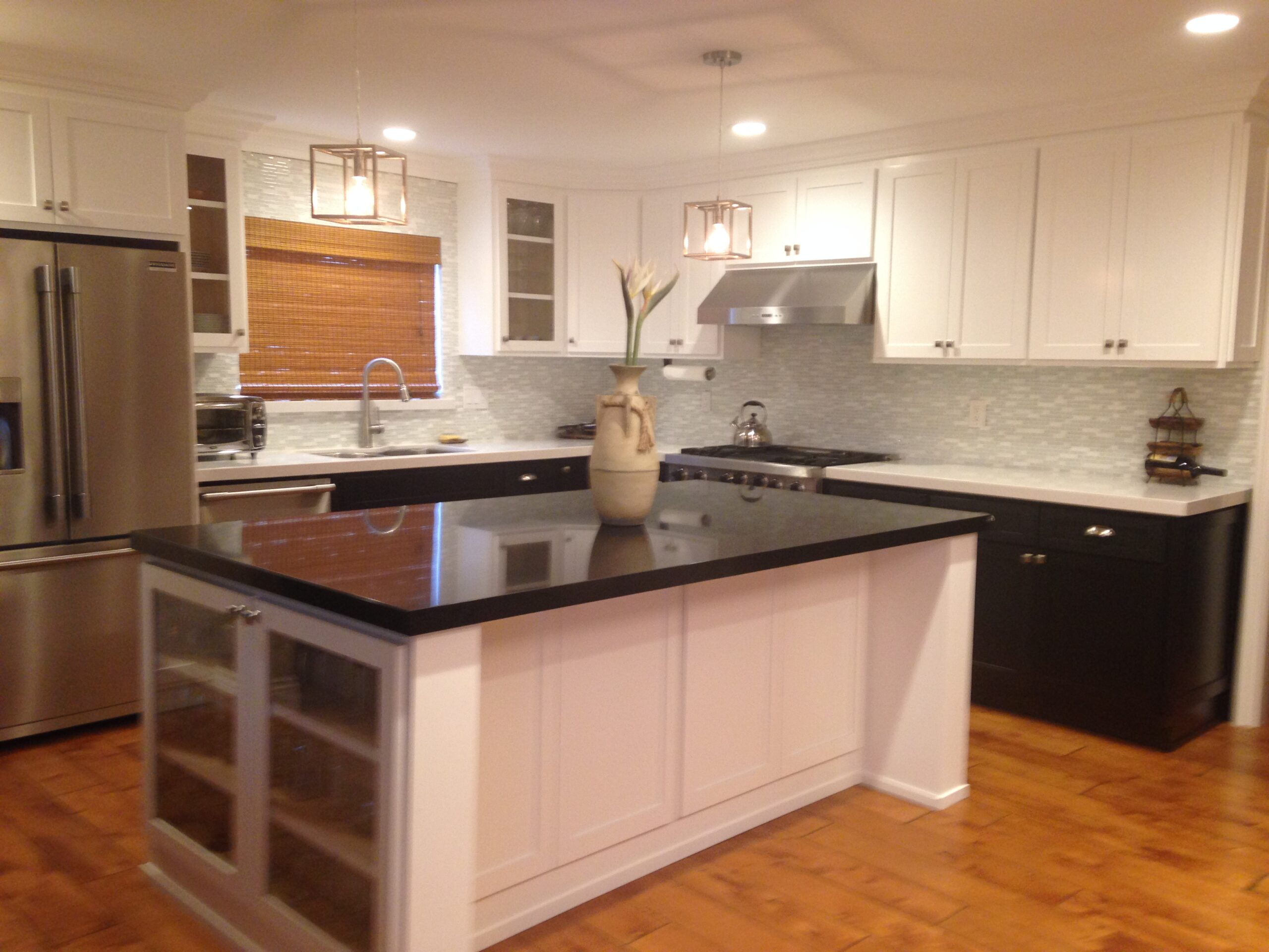 liberty painitng brea kitchen cabinets