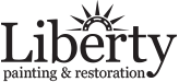 Liberty Painting & Restoration Logo