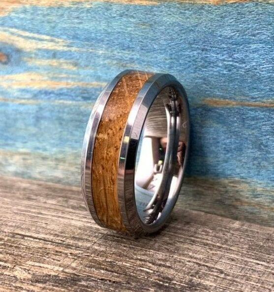 Whisky Barrel Ring