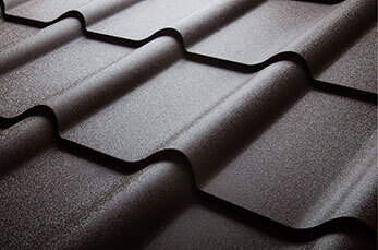 New Roof Sample