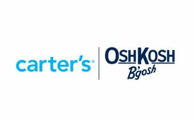 Carter's    Osh Kosh B'Gosh