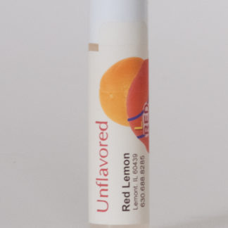 Unflavored Lip Balm Tube. Chapstick. Chapped Lip Relief