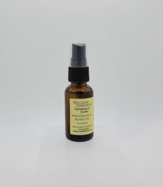 Sandalwood Vanilla Moustache and Beard Oil