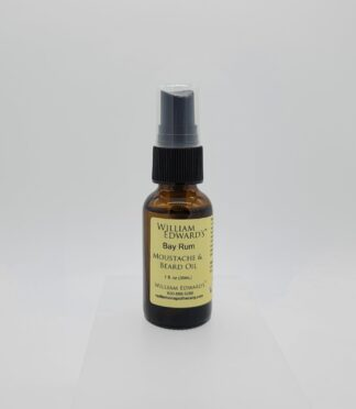 Bay Rum Moustache and Beard Oil
