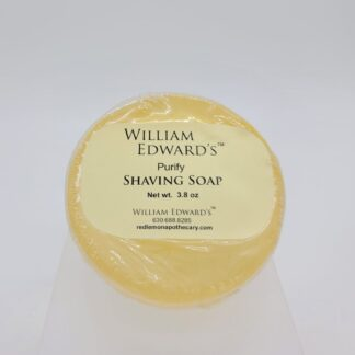 William Edward's™ Purify Shaving Soap