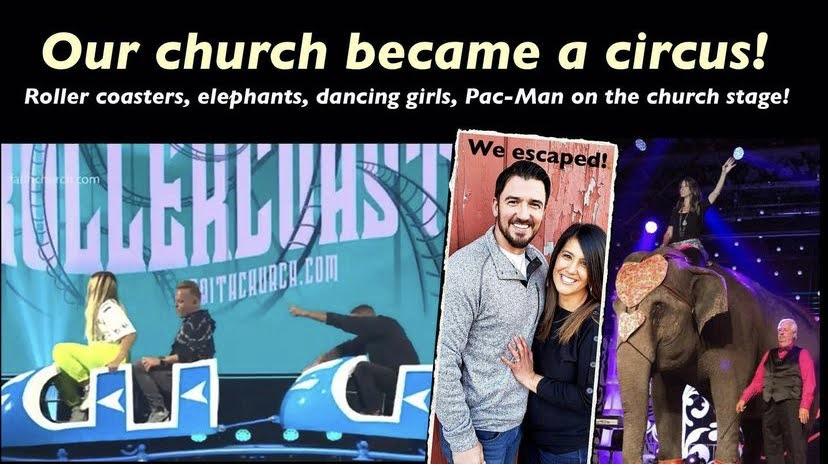 David Crank, Nicole Crank, Faith Church St. Louis