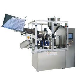 Soft Tube Filling & Sealing Machine