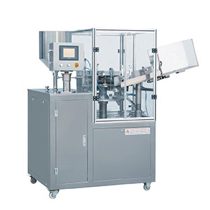 GFJX Metallic Tube Filling & Sealing Machine