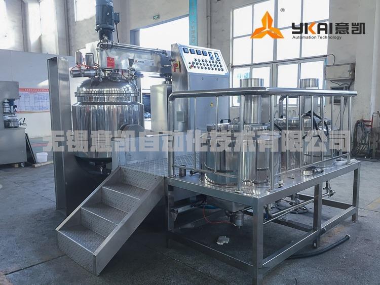 High shear emulsifier11