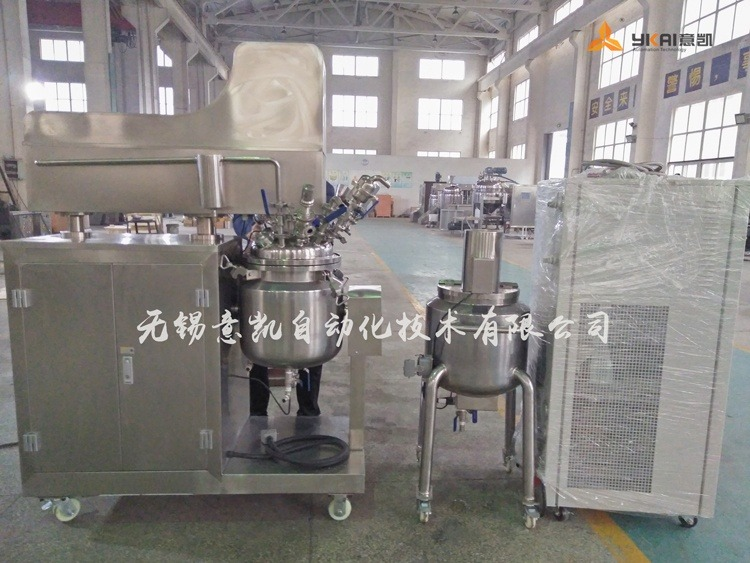 ZJR-40-Chemical Industry Emulsifier - Single Pretreatment Pot