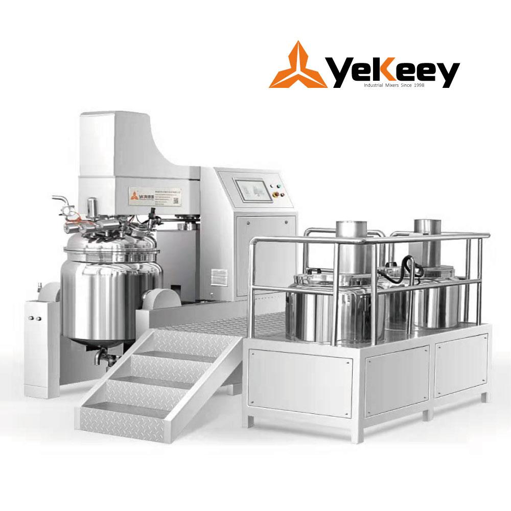 vacuum emulsifying machine ZJR-250