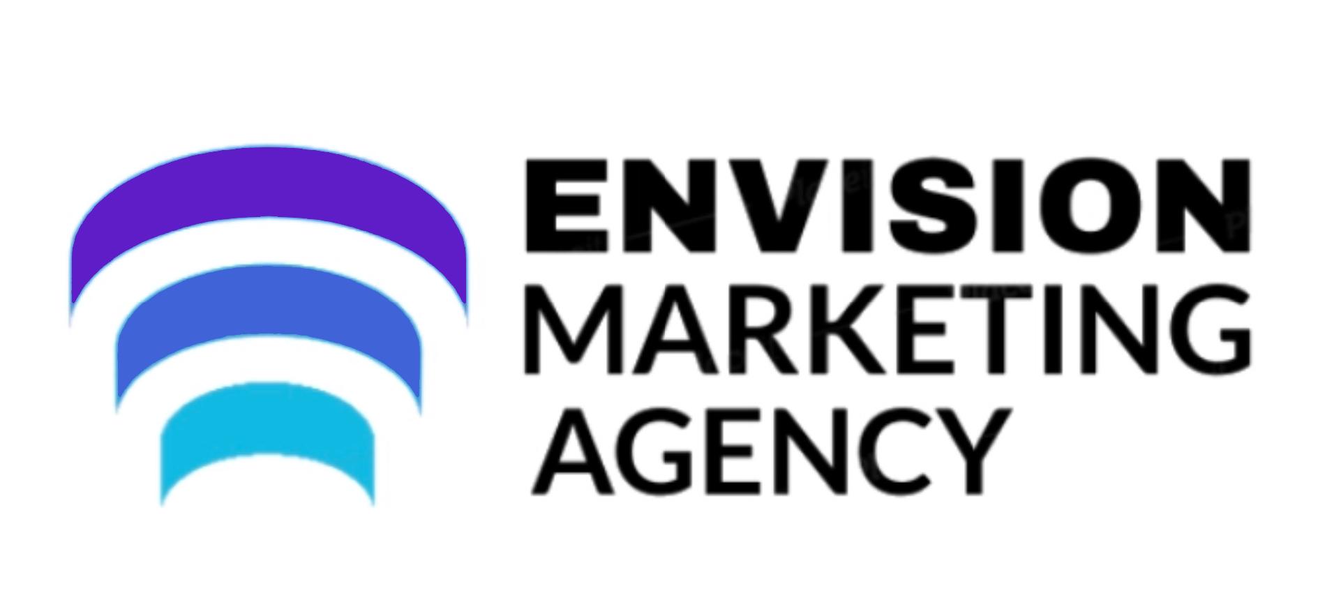 Envision Marketing Agency Logo