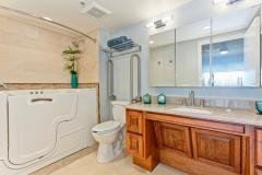 Downtown Condo Master Bath Remodel ADA (1)