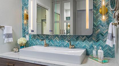 Spa-Like Master Bathroom