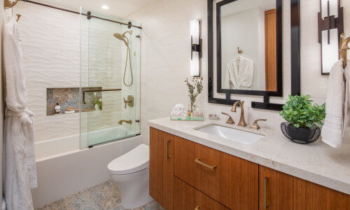 Luxurious Guest Bathroom