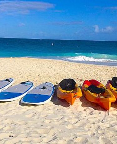 rented SUP and Kayaks Available