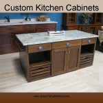 Custom Kitchen Cabinets 2