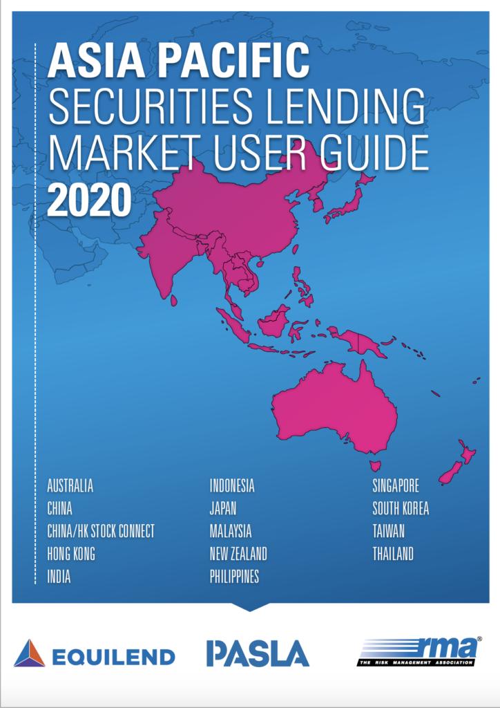 APAC Securities Lending Market User Guide 2020