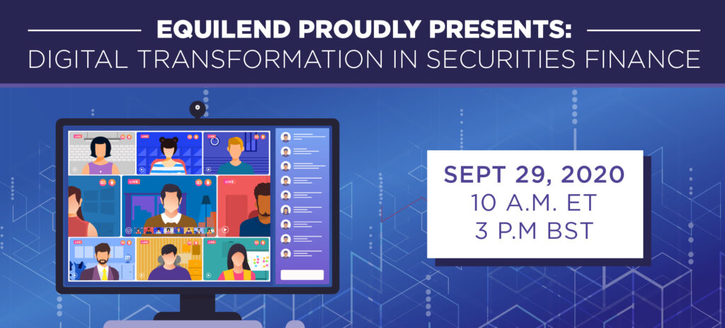 EquiLend Digital Transformation in Securities Finance