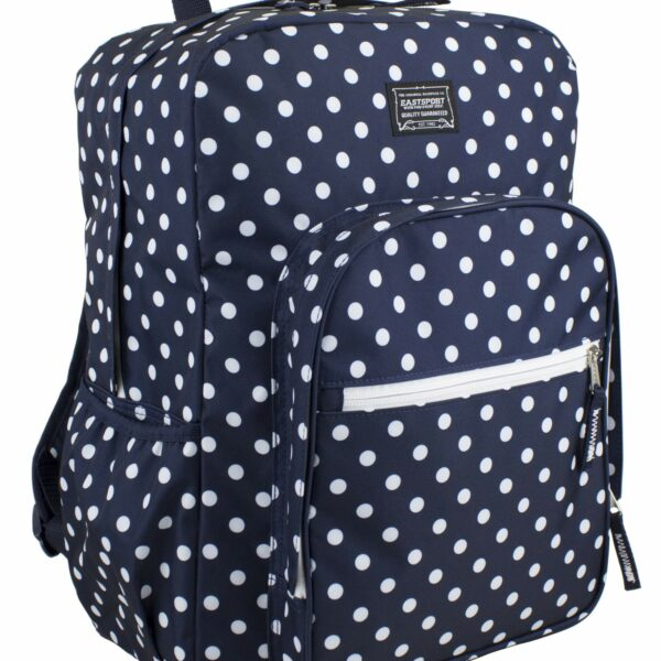 Student Bulletproof Backpack Polka Dot