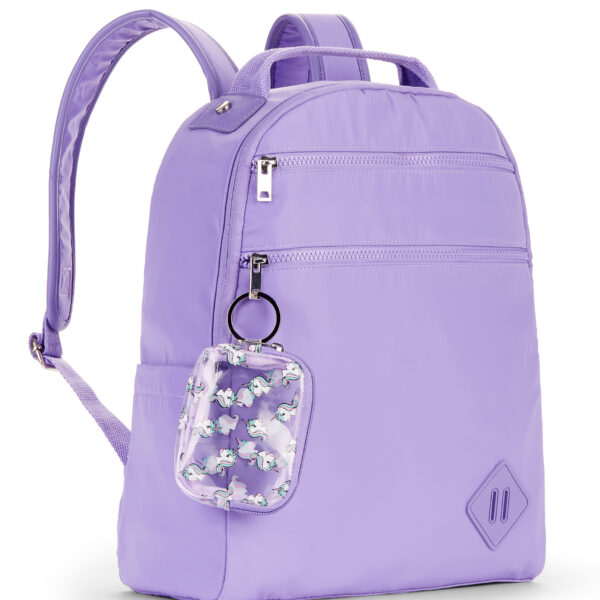 Lilac Love Bulletproof Backpack