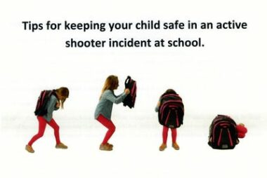 Tips for keeping your child safe