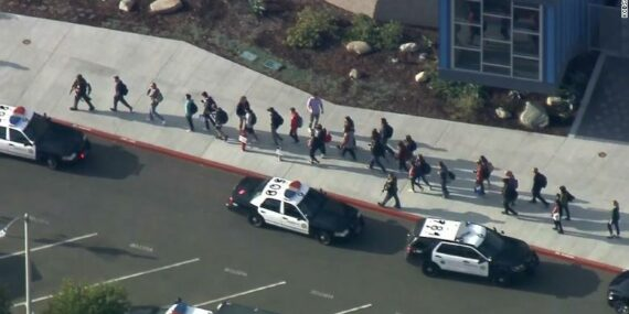 Santa Clarita school shooting