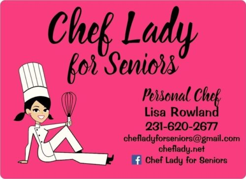 Chef Lady for Seniors