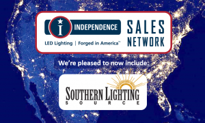 U S Led Manufacturer Signs With New Lighting Rep Agency