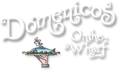 Domenicos on the Wharf logo