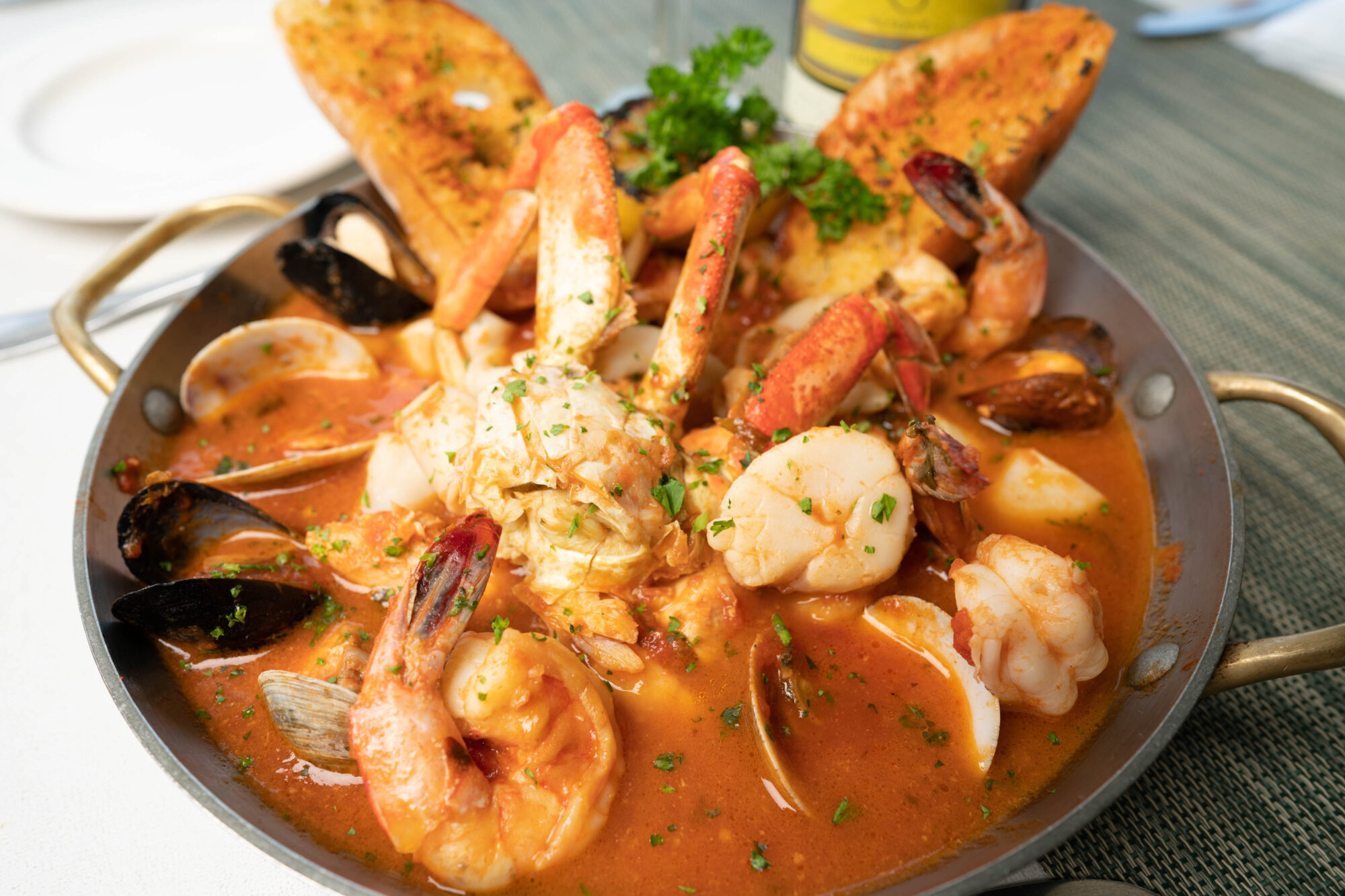 Domenicos on the Wharf Cioppino