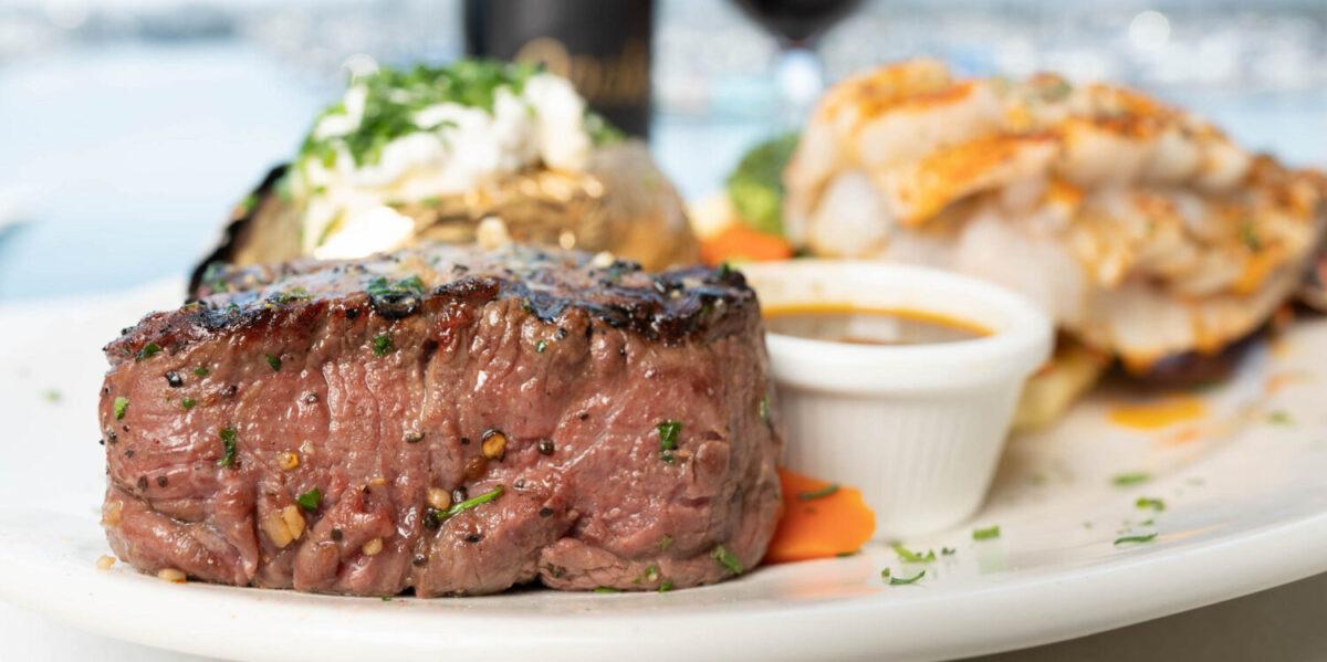 Domenicos on the Wharf Steak