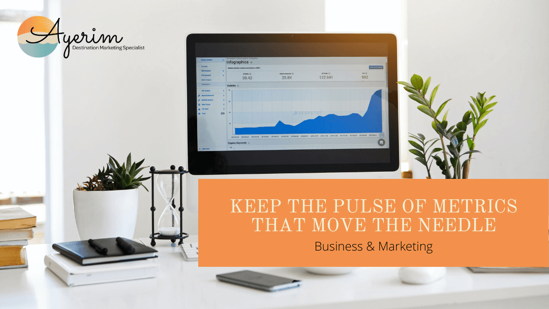Keep the Pulse of Metrics That Move the Needle