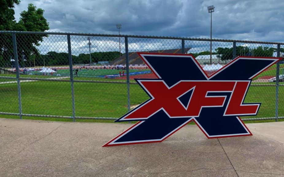 Dallas Showcase XFL Logo