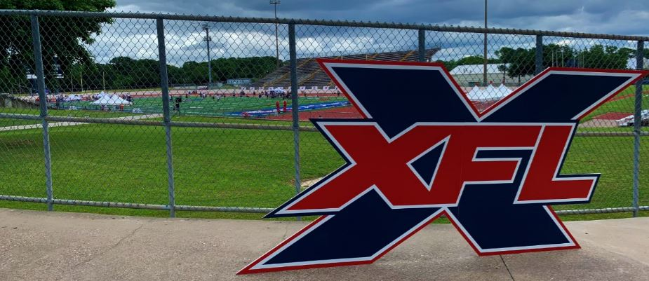 Dallas XFL Sign