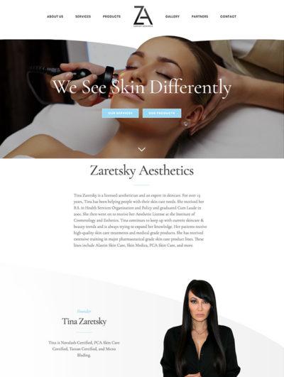 Zaretsky Aesthetics