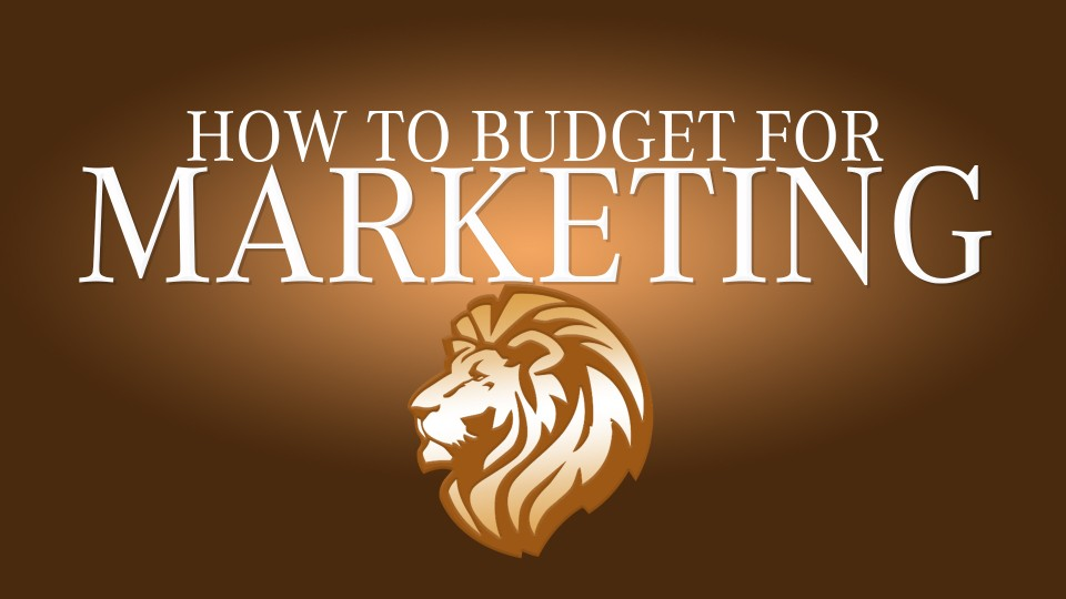 How To Budget For Marketing