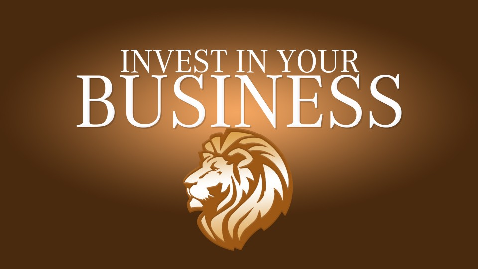 Invest In Your Business