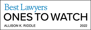 Best Lawyers Ones To Watch Badge