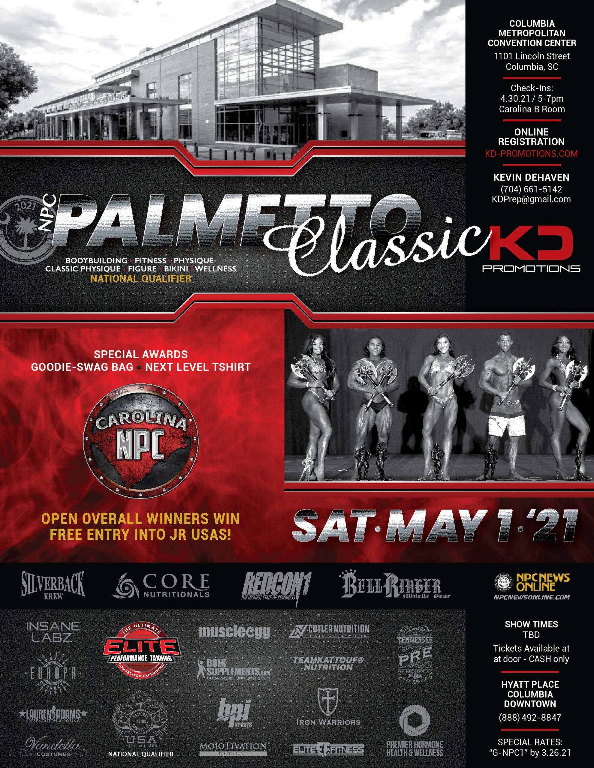 Palmetto Classic