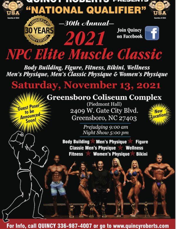 NPC Elite Muscle Classic