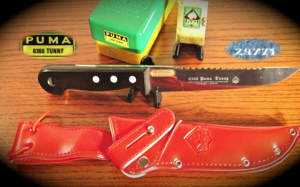 Tunny-6366-Red-Sheath-1985-1