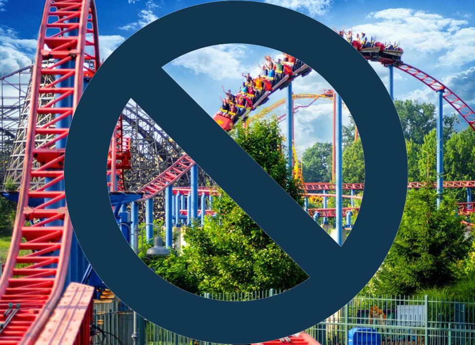no-roller-coaster