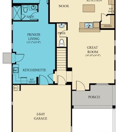 2247SF_first floor plan