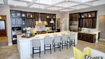 4019SF_Huge Island Kitchen