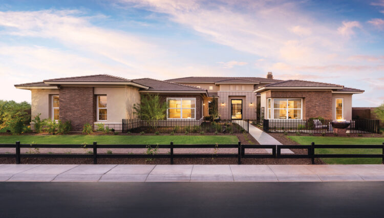 Beautiful new home Peoria Arizona