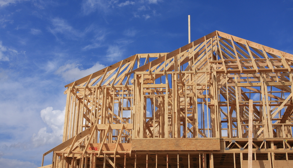 new home construction demand rises
