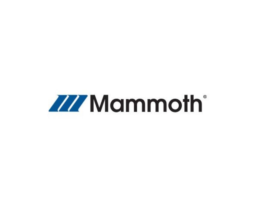 Logo for Mammoth